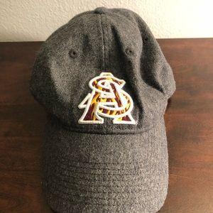 Arizona State wool baseball cap